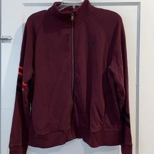 Under Armour zip up size L